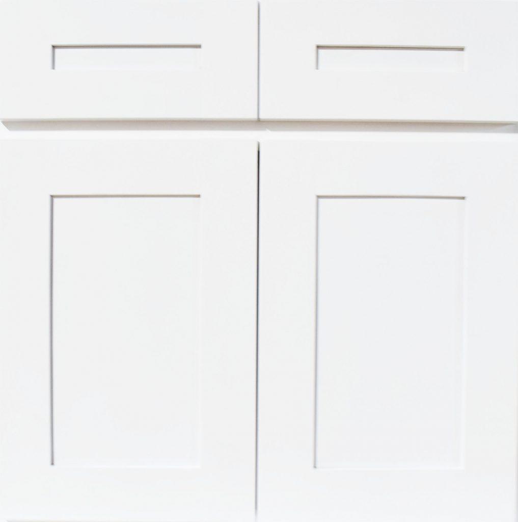 Blanco Shaker Deco Kitchen And Bath