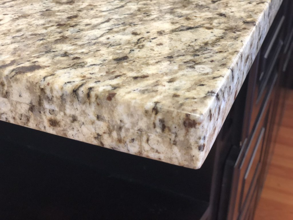 For The Side Finishes Of Counter Top We Have 3 Choices Standard With No Bullnose Right Handed Finished Left